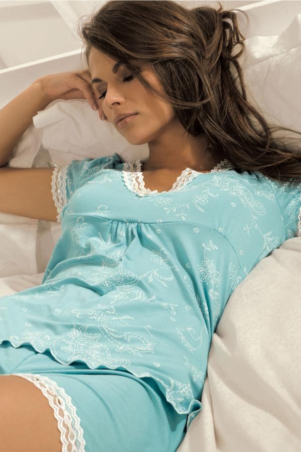 фото красивых девушек в ночнушке без головы